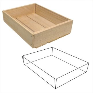 Wooden create Liners