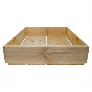 Wooden Crate Rustic