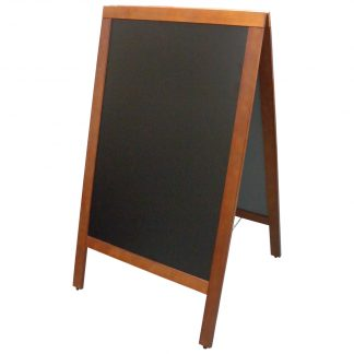 A-Frame Chalkboards For Meat & Seafood