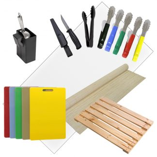 Cutting Boards Utensils & Matting
