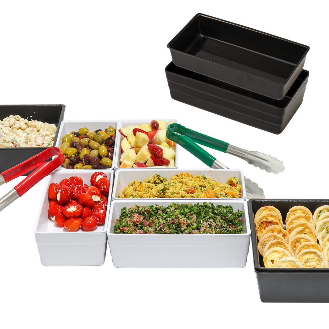 Bowls & Inserts for Catering