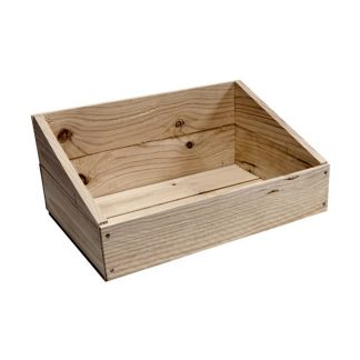 Slant-Sided Crates for Catering