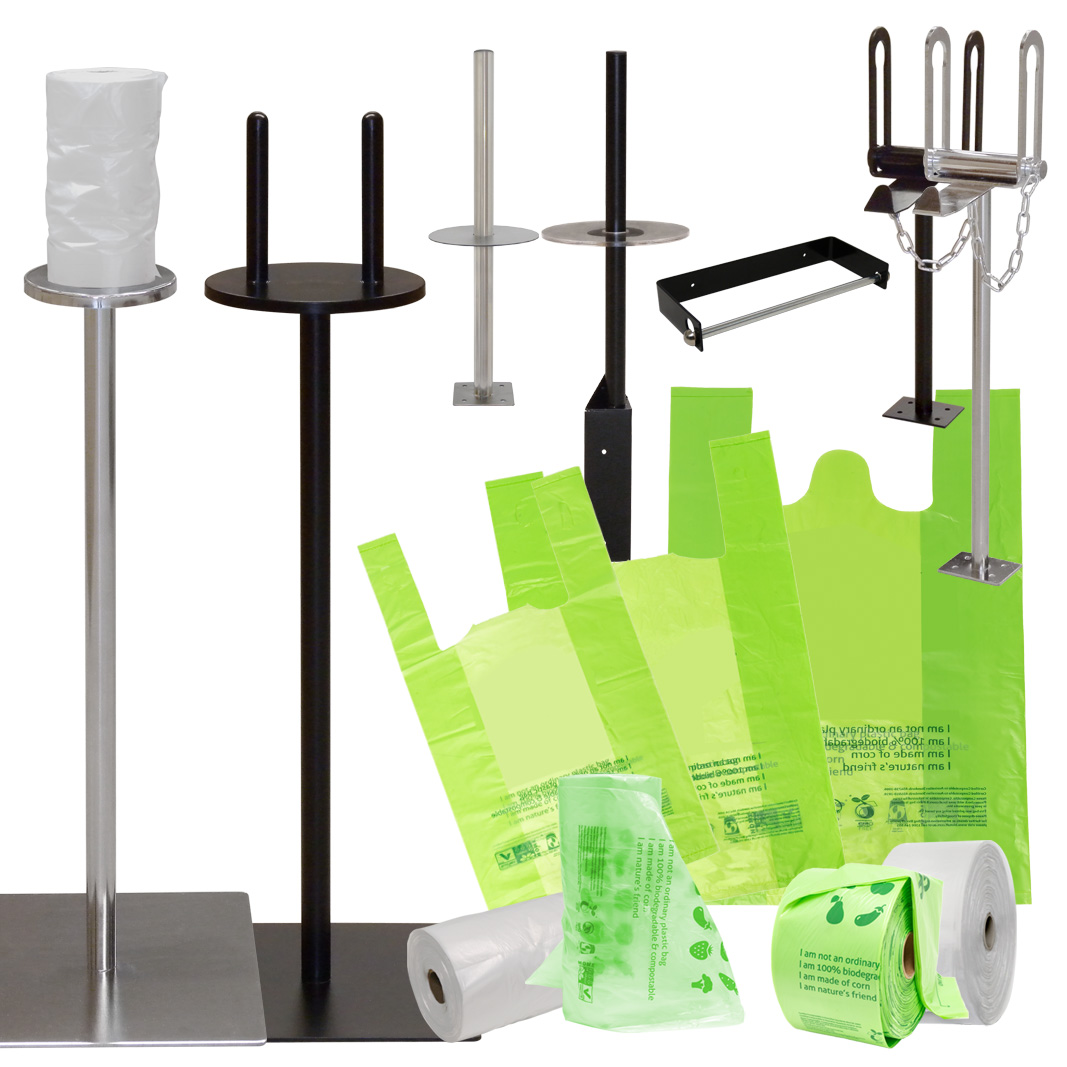 Bag Dispensers & Bags For Florists
