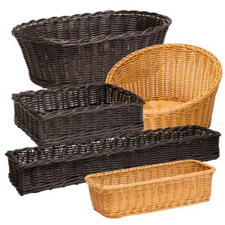Produce Wicker Baskets