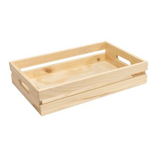 Wooden Crates For Bakery